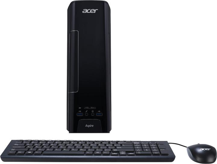 Acer Aspire XC (AXC-780), černá