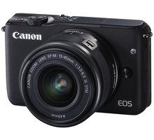 Canon EOS M10 + EF-M 15-45 STM, černá - 0584C012