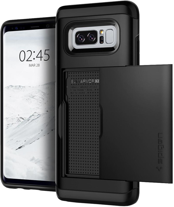 Spigen Slim Armor CS pro Galaxy Note 8, black