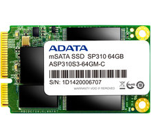 ADATA SP310 - 64GB - ASP310S3-64GM-C