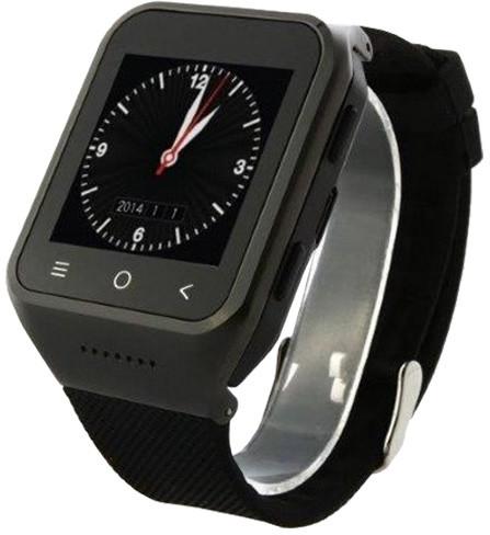 IMMAX chytré hodinky SW2, černá