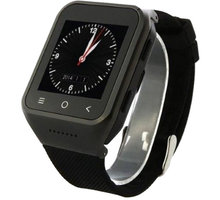 IMMAX chytré hodinky SW2, černá - 09003