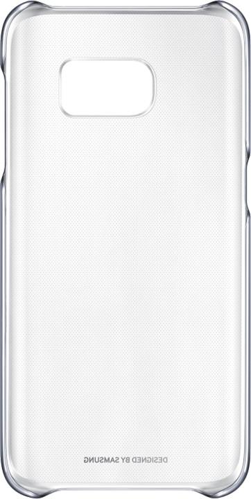 Samsung EF-QG930CB Clear Cover Galaxy S7, Black