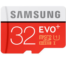 Samsung Micro SDHC EVO Plus 32GB - MB-MC32D/EU