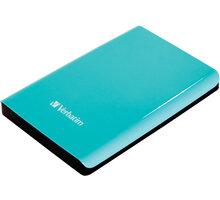 Verbatim Store'n'Go, USB 3.0 - 500GB, zelená - 53171