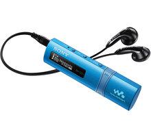 Sony NWZ-B183, 4GB, modrá - NWZB183L.CEW