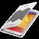 Samsung flipové pouzdro s kapsou EF-EN900BWE pro Galaxy Note 3 (i9005) bíločerná