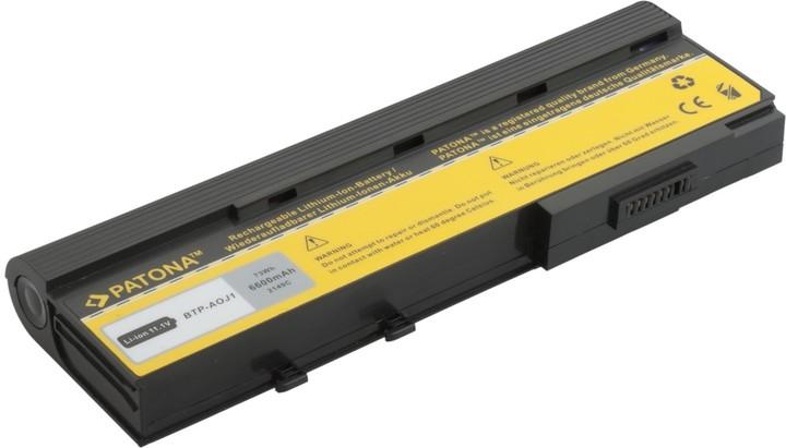 Patona baterie pro ACER, ASPIRE 3620 6600mAh 11,1V