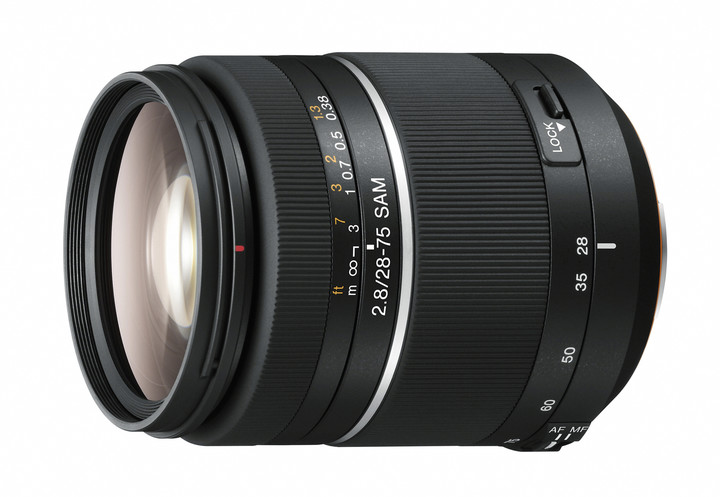 Sony 28–75mm f/2.8 SAM