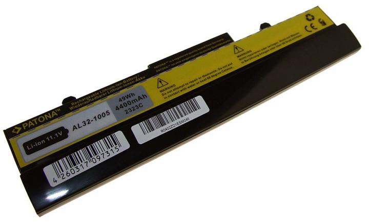 Patona baterie pro Asus AL31-1005 4400mAh Li-Ion 11,1V