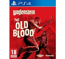 Wolfenstein: The Old Blood - PS4 - 5055856405054