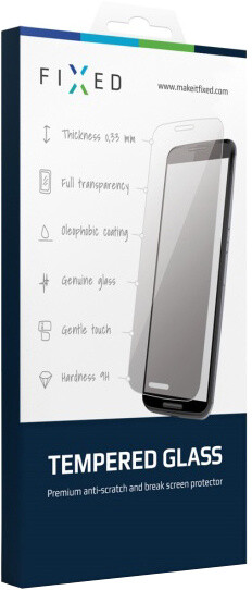 FIXED ochranné tvrzené sklo pro Samsung Galaxy Grand Prime, 0.33 mm