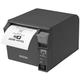 Epson TM-T70II, pokladní tiskárna, ether.+USB, zdroj, tmavá