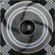 AeroCool Dead Silence Black Edition, 140 mm