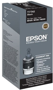 Epson C13T77414A, černá