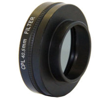 Apei Outdoor CPL Filter & Lens 40.5mm for GoPro 4/3+/3 - OD170