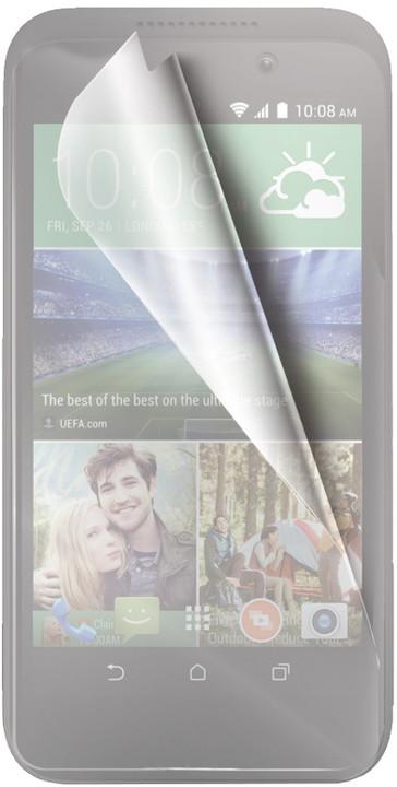 CELLY ochranná fólie displeje pro HTC Desire 320, lesklá, 2ks