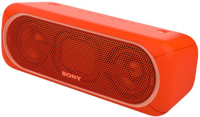 SONY SRS-XB40, červená