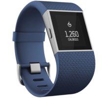 Fitbit Surge, S, modrá - FB501BUS-EU