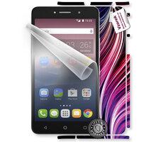 ScreenShield fólie na displej pro ALCATEL One Touch 8050D Pixi 4 + skin voucher - ALC-OT8050DP4-ST