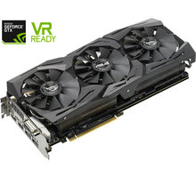 ASUS GeForce ROG STRIX-GTX1080-O8G-11GBPS, 8GB GDDR5X - 90YV09M4-M0NM00