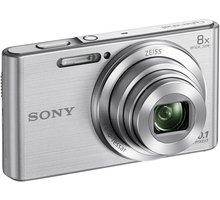 Sony Cybershot DSC-W830, stříbrná - DSCW830S.CE3