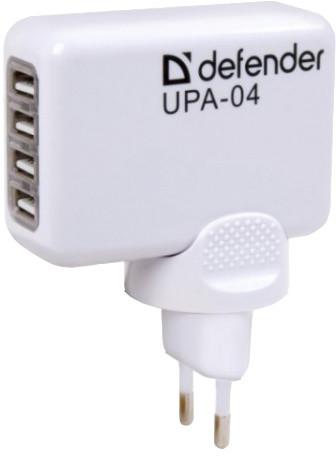Defender UPA-04, USB-AC napájecí adaptér