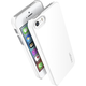 Spigen Thin Fits himmery kryt pro iPhone SE/5s/5, bílá