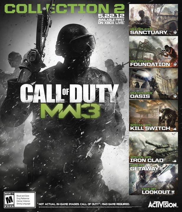 Call of Duty: Modern Warfare 3 - DLC Collection 2 (PC)