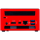 GIGABYTE BRIX Pro GB-BXi5-4570R, červená
