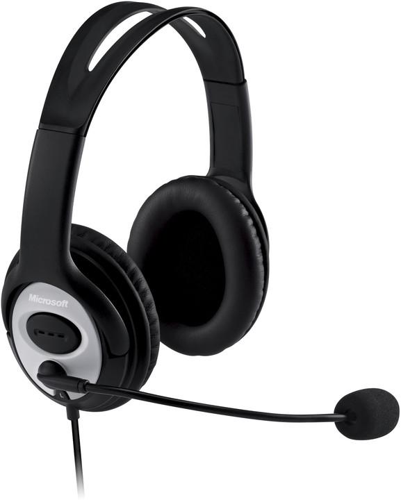Microsoft LifeChat LX-3000, černá