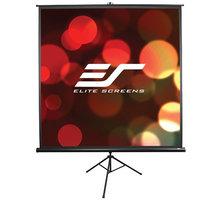 """Elite Screens manuální roletové plátno se stativem, 113"""", 203x203cm - T113UWS1"""
