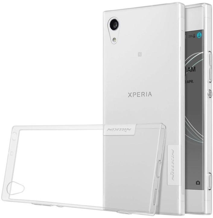 Nillkin Nature TPU Pouzdro pro Sony G3121 Xperia XA1, Transparent