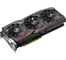ASUS GeForce ROG STRIX GAMING GTX1070 OC DirectCU III, 8GB GDDR5 - 90YV09N0-M0NA00
