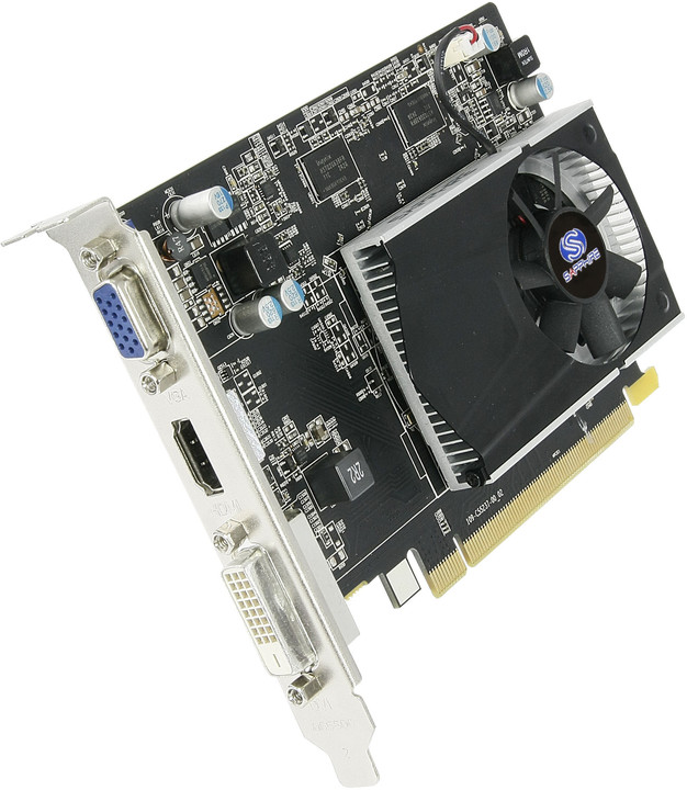 Sapphire R7 240 4GB DDR3 WITH BOOST