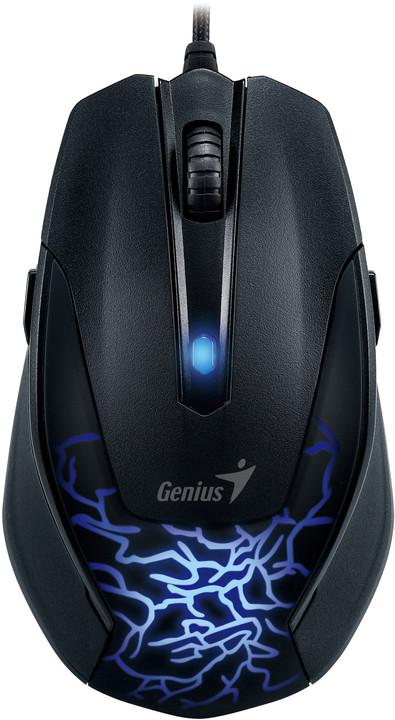 Genius X-G500, černá