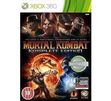 Mortal Kombat 9: Komplete Edition (Xbox 360) - 5051892083409