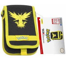 Nintendo New 3DS XL ochranné pouzdro, Pokémon Go Yellow - NI3P09024