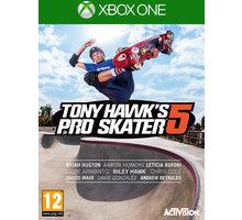 Tony Hawks Pro Skater 5 - XONE - 5030917172083