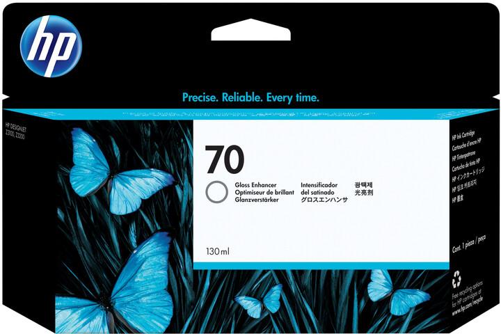 HP C9459A no. 70, (130ml), gloss enhancer