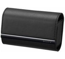 Sony LCSTWJ kožené pouzdro - černá
