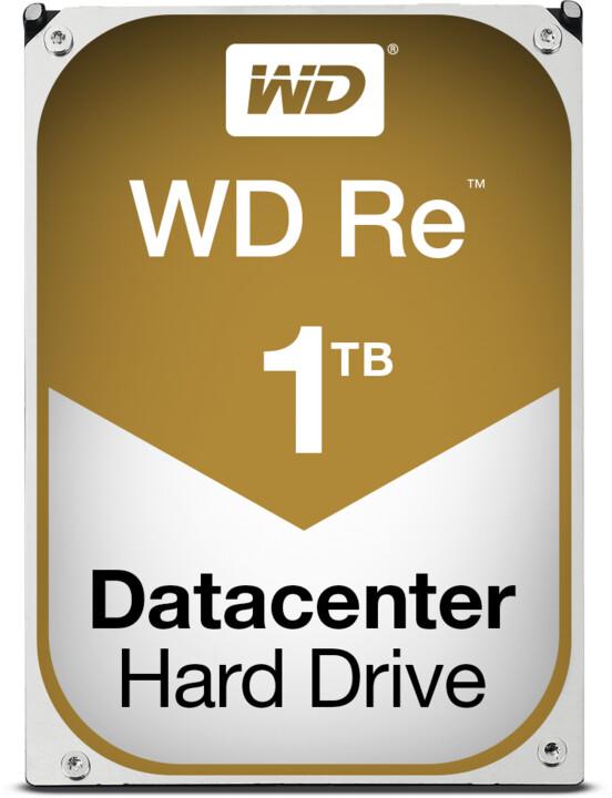 WD RE SAS - 1TB