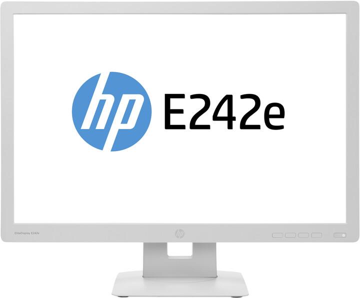 """HP EliteDisplay E242e - LED monitor 24"""""""