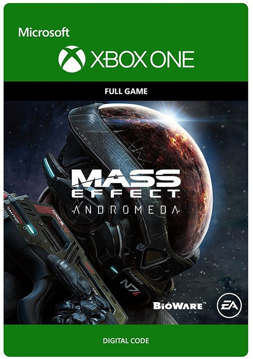 Mass Effect: Andromeda Standard Edition (Xbox ONE) - elektronicky