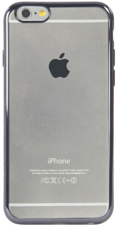 TUCANO Elektro Flex Hard Shell pouzdro pro IPhone 6/6S, černá
