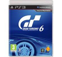 Gran Turismo 6 - PS3 - PS719248873