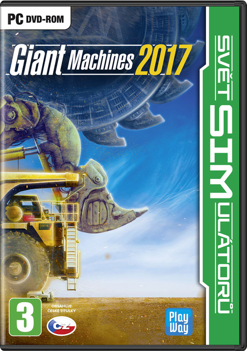 Giant Machines 2017 (PC)