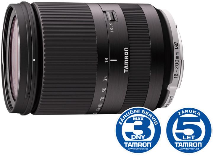 Tamron AF 18-200mm F/3.5-6.3 Di III VC černá, pro EOS-M