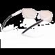 Arozzi Visione VX-400, bíločerné