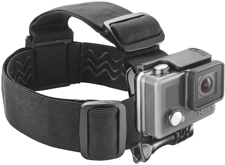 Trust spona pro akční kameru čelenka